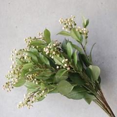미니 열매 가지 1P 조화 (2color)_(1811918)