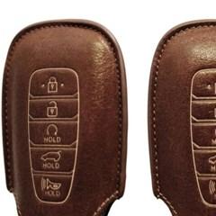현대 E type 팰리세이드 스마트키 가죽케이스CH1518072