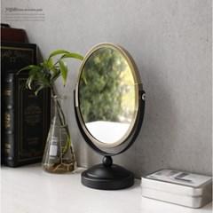 공간데코 스탠드 골드 거울 (5811)_(1208208)