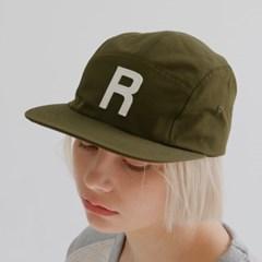 스냅백 캠프캡 모자 4color