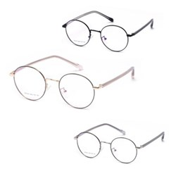 kami et muse circle contrast 185004 glasses