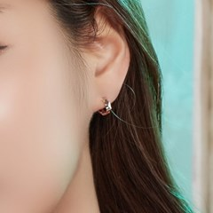 14k/18k 쉴드 귀걸이