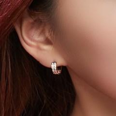 14k/18k 더블큐 귀걸이