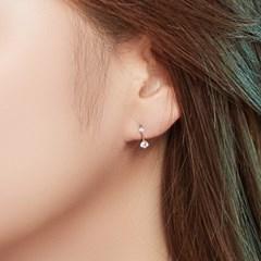 14k/18k 미니큐 귀걸이