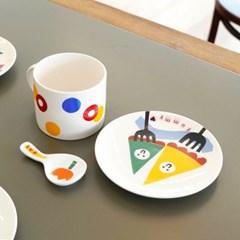 [텐텐클래스] (송파) 도자기 색종이로 머그&접시 세트 꾸미기