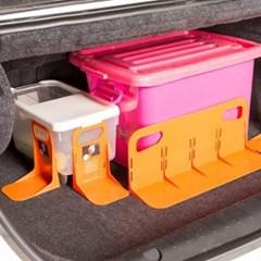 차량 트렁크 고정 받침대 싱글 1개(색상랜덤)