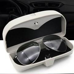 차량용 선글라스 수납함 1개