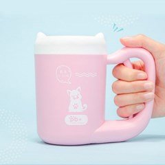 반자동 프리미엄 발세척컵