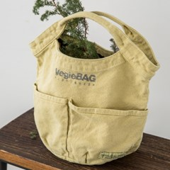 [ASHITABA] BUCKET BAG