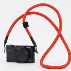카메라 넥 스트랩 - 레드_(1718353)