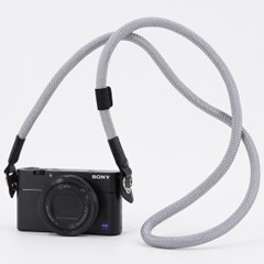 카메라 넥 스트랩 - 실버_(1718355)
