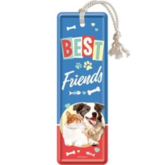 노스텔직아트[45048] Best Friends Cat & Dog