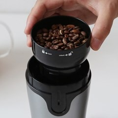[빈플러스] 커피 그라인더 핸드밀 원두 분쇄기