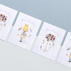 메세지 카드 - 스토리