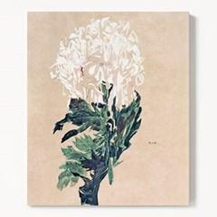 캔버스 액자 보타니컬 명화 꽃 그림 에곤 쉴레 no.59