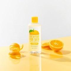 프레쉬푸드 포 스킨 클렌징 워터 오렌지 (모든피부용)