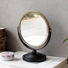 스탠드 골드 거울 (5811)_(2817466)