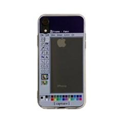 frame - paint / 아크릴 젤리케이스(아이폰, 삼성, 엘지)