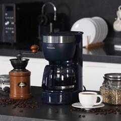 라쿠진 홈카페 미니 커피메이커 LCZ1002NY / 네이비