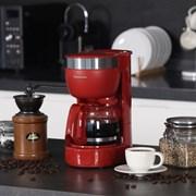 라쿠진 홈카페 미니 커피메이커 LCZ1002BU / 버건디