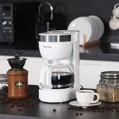 라쿠진 홈카페 미니 커피메이커 LCZ1002WT / 화이트