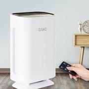미세먼지제로 화재경보기 탑재 공기청정기 O2SAC 오투쌕