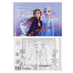 겨울왕국2 2000 미니스케치북 (40매) x 5권
