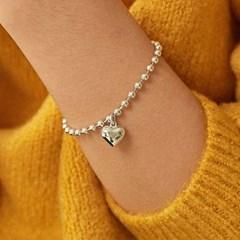 jelly heart bracelet