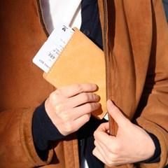 [텐텐클래스] (홍대) 천연 베지터블 소가죽 여권케이스_PASSPORT 006