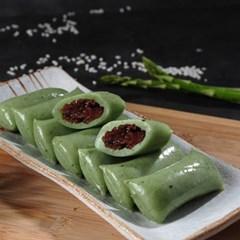 남도장터/품앗이 아스파라거스 앙꼬가래떡 900g