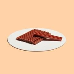 꼬뜨 치카껌 크랜베리 스틱 눈건강