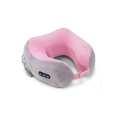 3D 입체 목마사지 무선 충전 온열 휴대용안마기