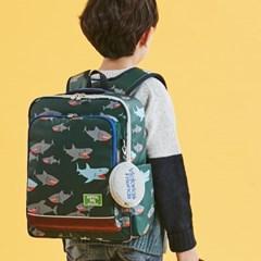[초등학생 책가방]호핑백 EarthEco_샤크딥그린