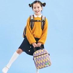 [초등학생 보조가방]호핑백 EarthEco_래빗퍼플