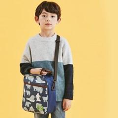 [초등학생 보조가방]호핑백 EarthEco_폴라베어네이비