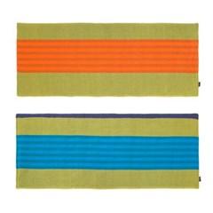 소파패드 팜비치 올리브그린 2인용 (60x150)