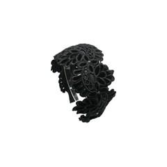velvet point hairband