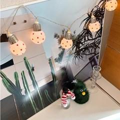 Dot Ball String Lamp 도트볼스트링램프