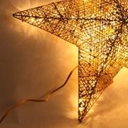 니켈 별 60cm(전구포함)