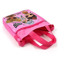 LOL 골드글리터 끈 보조가방