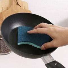 3M 스카치브라이트 향균 코팅용기용 수세미