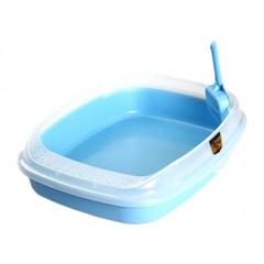 마칼 스몰캣 평판 화장실(블루)_(1240997)