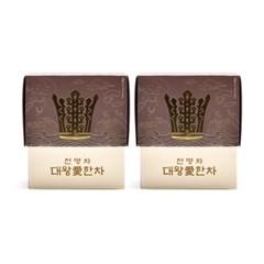 해피하우스 신라 전통 왕실 전통차 천명차 20포 대왕 선물세트