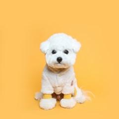 강아지 후리스 올인원 겨울옷 (우주복)