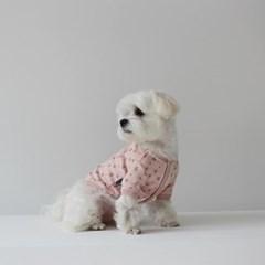 (어블랭킷) 베이비 파우더 가디건 - 핑크