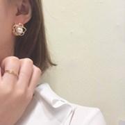 [진주 볼드귀걸이] 홀리펄 이어링
