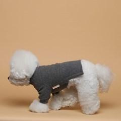 [mungmoong] 풀오버 스웨터 그레이