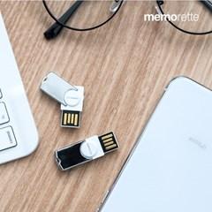 [메모렛] 미니스윙 소형 USB메모리 UL700 128G