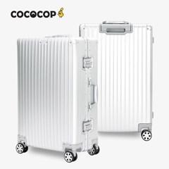 코코캅 델라2 20인치 기내용 풀바디 알루미늄 100% 여행용 캐리어