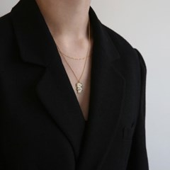 Form of Time - Necklace 04